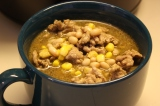 RECIPE:  White Bean Turkey Chili